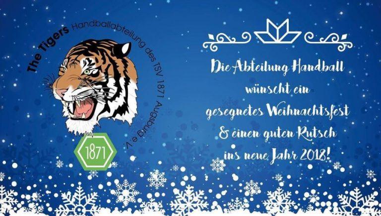 TSV 1871 Augsburg Weihnachten 2018