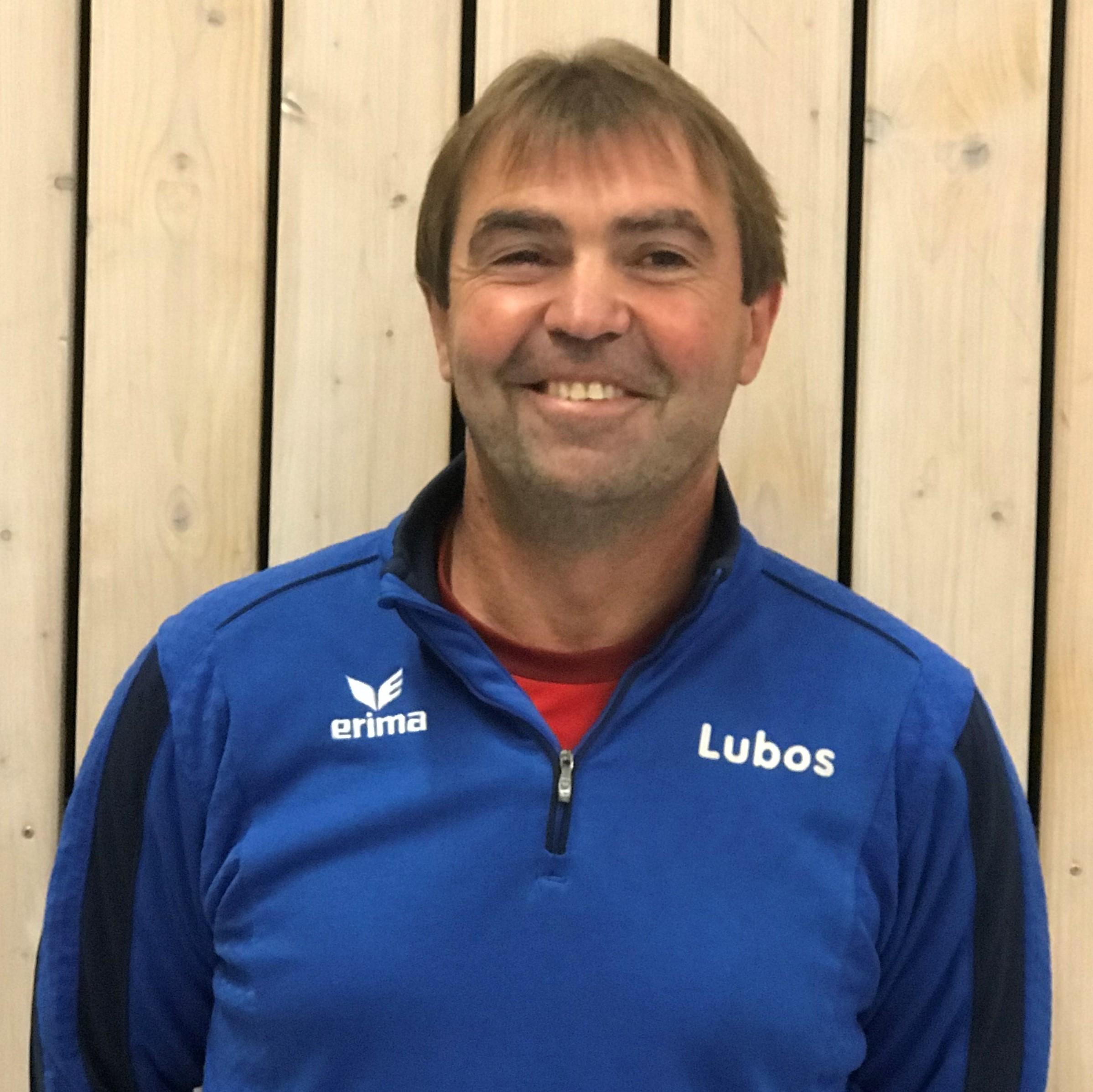 Trainer Herren I Lubos Urban