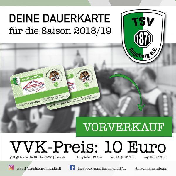 Dauerkarten Vorverkauf Saison 2018/2019_1