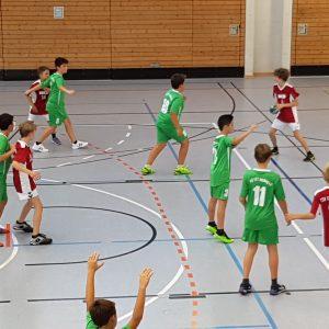 D-Jugend TSV 1871 Augsburg - TSV Göggingen