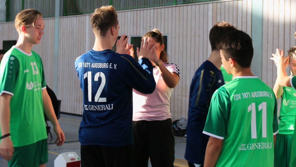 TSV 1871 Augsburg B-Jugend - DJK Hochzoll_18/19