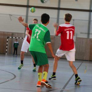 TSV 1871 Augsburg B-Jugend - DJK Hochzoll_18/19_1