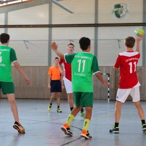 TSV 1871 Augsburg B-Jugend - DJK Hochzoll_18/19_2