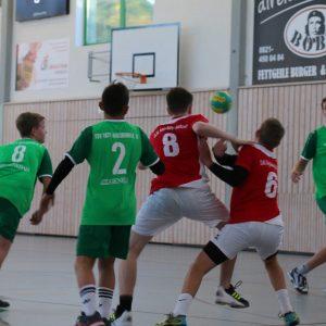 TSV 1871 Augsburg B-Jugend - DJK Hochzoll_18/19_3