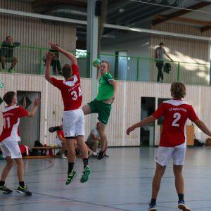 TSV 1871 Augsburg B-Jugend - DJK Hochzoll_18/19_6