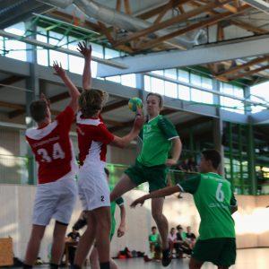 TSV 1871 Augsburg B-Jugend - DJK Hochzoll_18/19_7