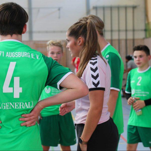 TSV 1871 Augsburg B-Jugend - DJK Hochzoll_18/19_9