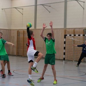 TSV 1871 Augsburg B-Jugend - DJK Hochzoll_18/19_10