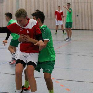 TSV 1871 Augsburg B-Jugend - DJK Hochzoll_18/19_11
