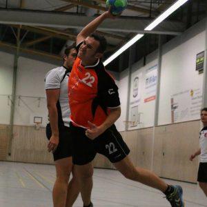 Herren II - TSV Haunstetten IV_18/19_3