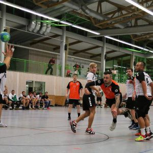 Herren II - TSV Haunstetten IV_18/19_5
