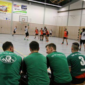 Herren II - TSV Haunstetten IV_18/19_9