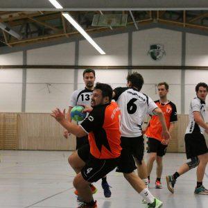 Herren II - TSV Haunstetten IV_18/19_11