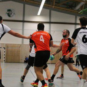Herren II - TSV Haunstetten IV_18/19_12