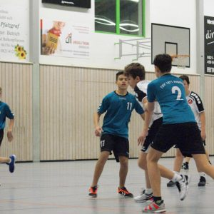 TSV 1871 Augsburg C-Jugend - SC U'hfn/Germering