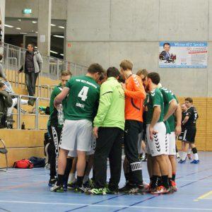 TSV Friedberg III - TSV 1871 Augsburg Herren I