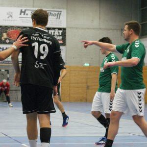 TSV Friedberg III - TSV 1871 Augsburg Herren I_1