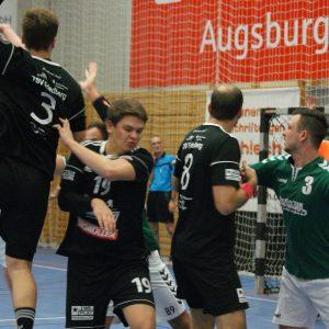 TSV Friedberg III - TSV 1871 Augsburg Herren I_2