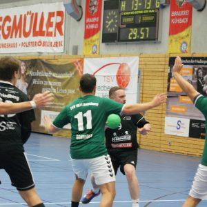 TSV Friedberg III - TSV 1871 Augsburg Herren I_13