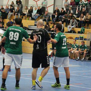 TSV Friedberg III - TSV 1871 Augsburg Herren I_14
