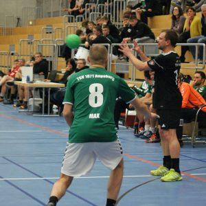 TSV Friedberg III - TSV 1871 Augsburg Herren I_18