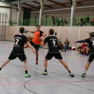 TSV 1871 Augsburg Herren II - TSV Göggingen_4