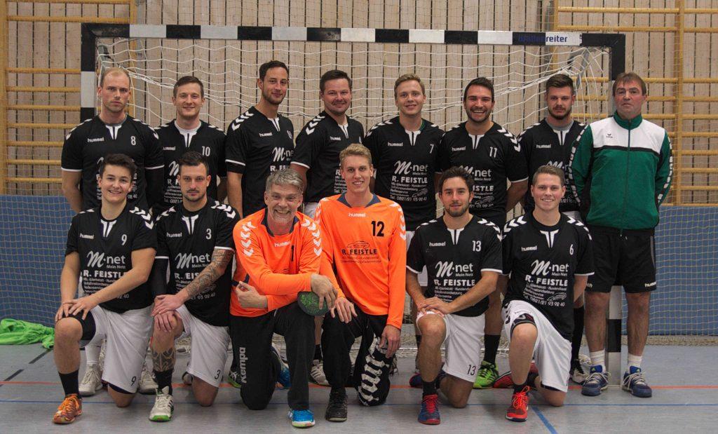 TSV 1871 Augsburg Herren I - TSV Meitingen_1