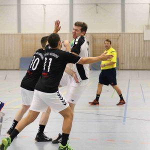 TSV 1871 Augsburg Herren I - TSV Bäumenheim_1