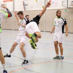 TSV 1871 Augsburg Herren I - TSV Bäumenheim_5