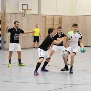 TSV 1871 Augsburg Herren I - TSV Bäumenheim_6