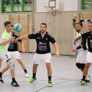 TSV 1871 Augsburg Herren I - TSV Bäumenheim_9