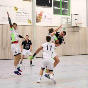 TSV 1871 Augsburg Herren I - TSV Bäumenheim_13