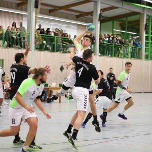 TSV 1871 Augsburg Herren I - TSV Bäumenheim_19