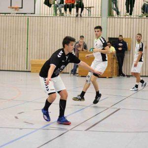 TSV 1871 Augsburg Herren I - TSV Bäumenheim_20