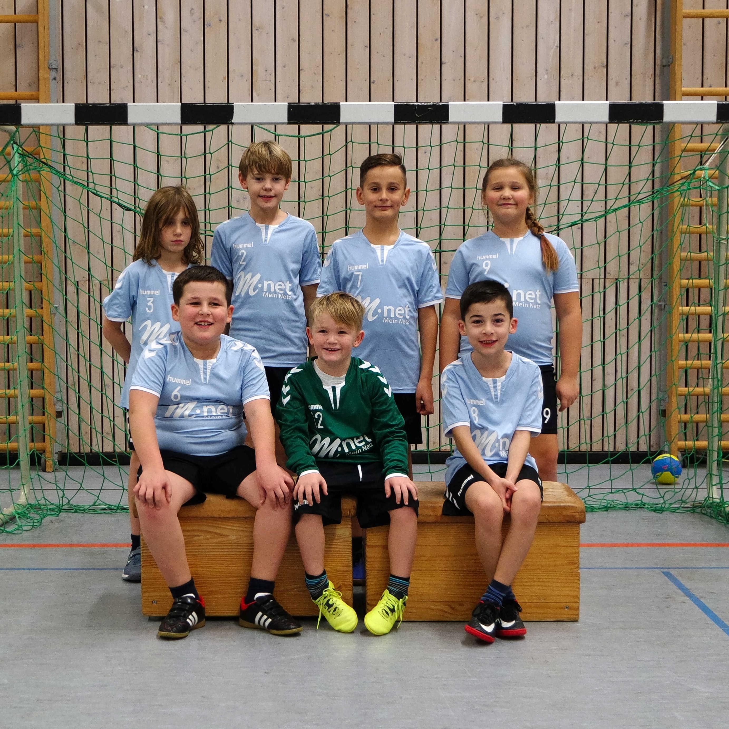 TSV 1871 Augsburg Tiger-Minis Saison 2018/2019_Vorschau