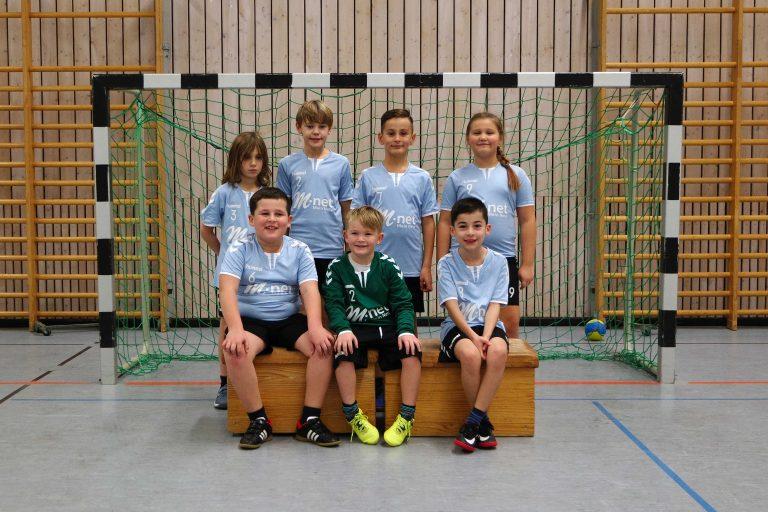 TSV 1871 Augsburg Tiger-Minis Saison 2018/2019