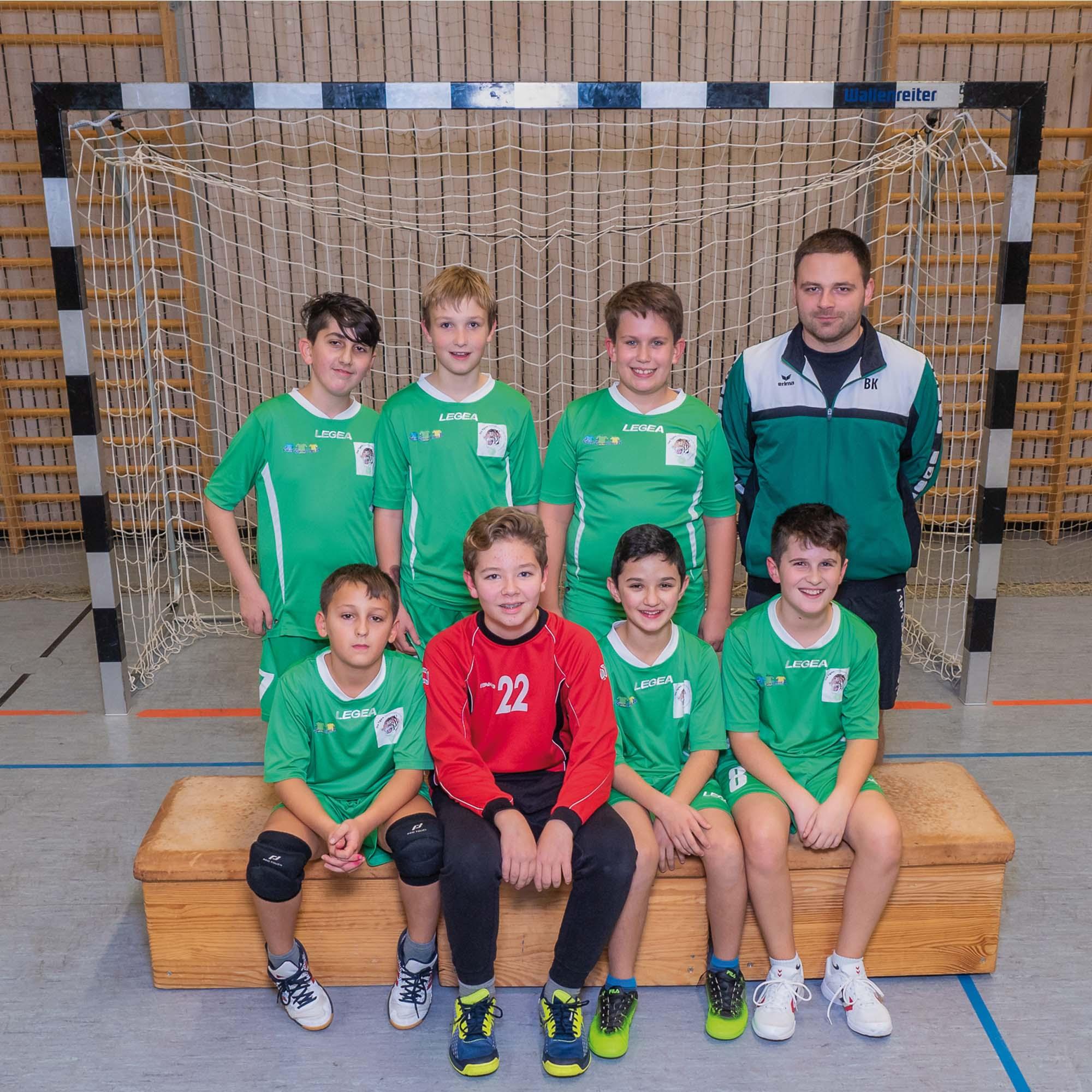 TSV 1871 Augsburg männl D-Jugend Saison 2018_2019_Vorschau