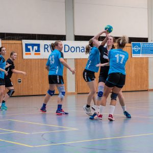 VSC Donauwörth - TSV 1871 Augsburg Damen