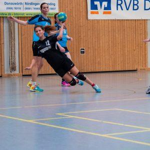 VSC Donauwörth - TSV 1871 Augsburg Damen_6