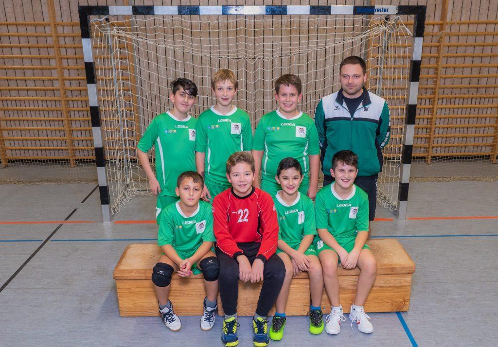 TSV 1871 Augsburg männl. D-Jugend Saison 2018/2019