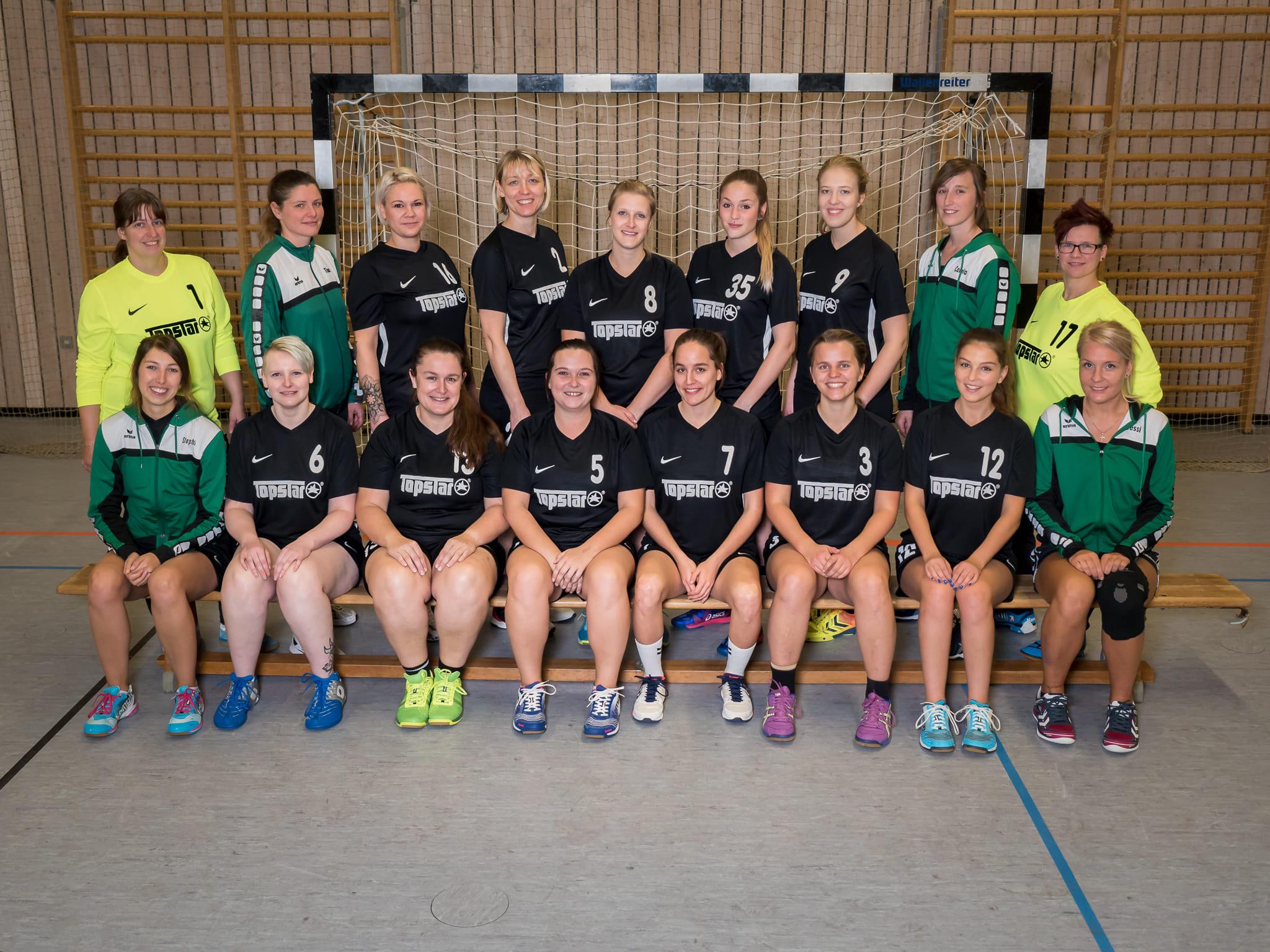 TSV 1871 Augsburg Damen Saison 2018/2019