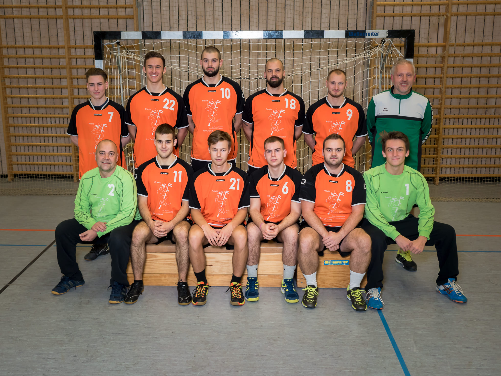 TSV 1871 Augsburg Herren II Saison 2018/2019
