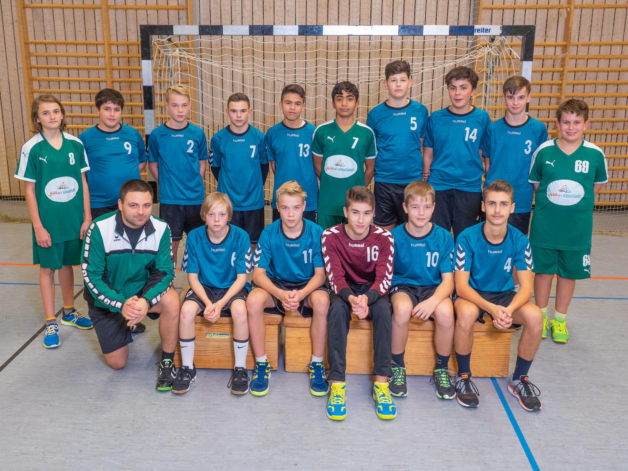 männliche C-Jugend - TSV Gersthofen