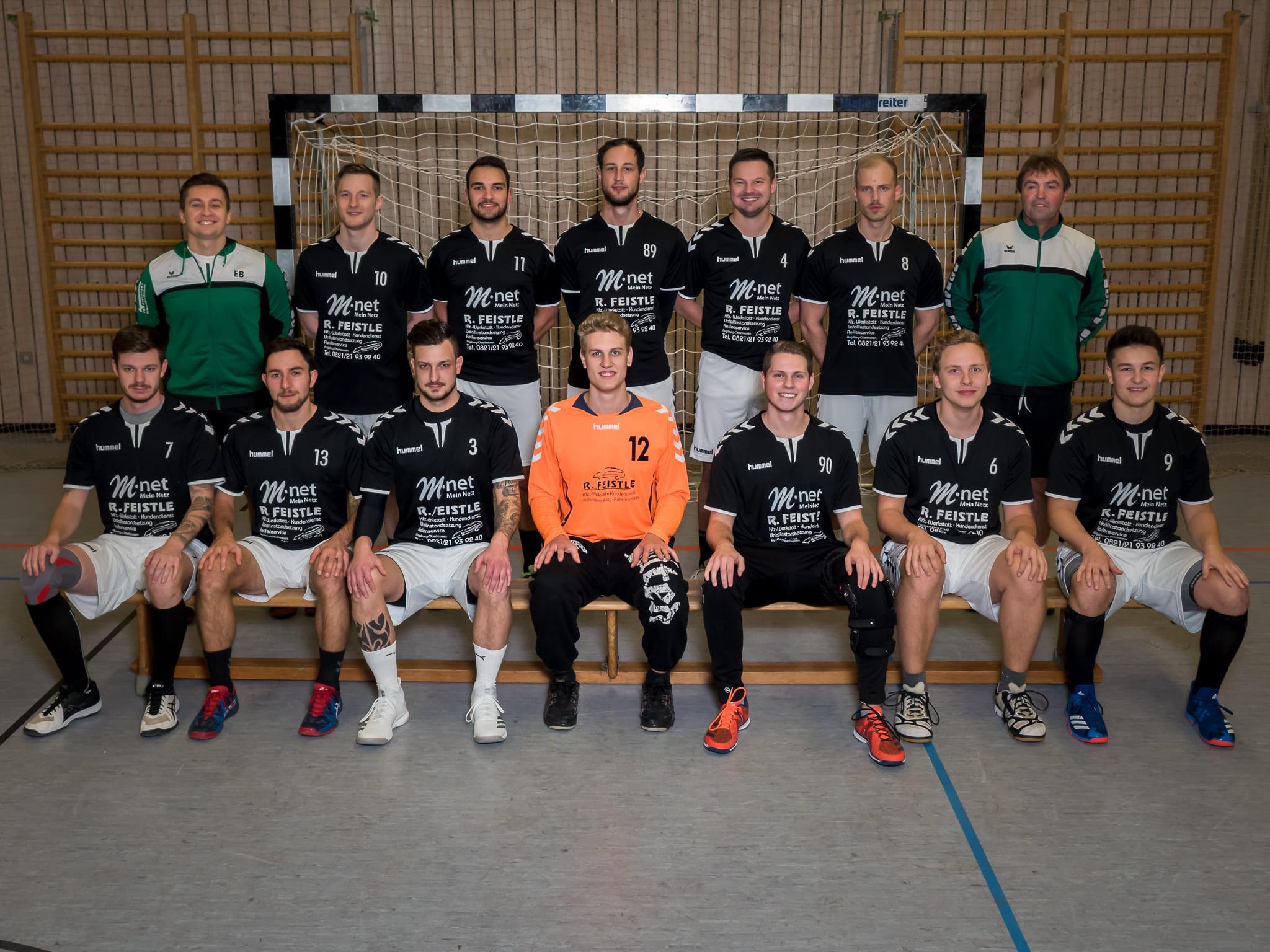 TSV 1871 Augsburg Herren I Saison 2018/2019