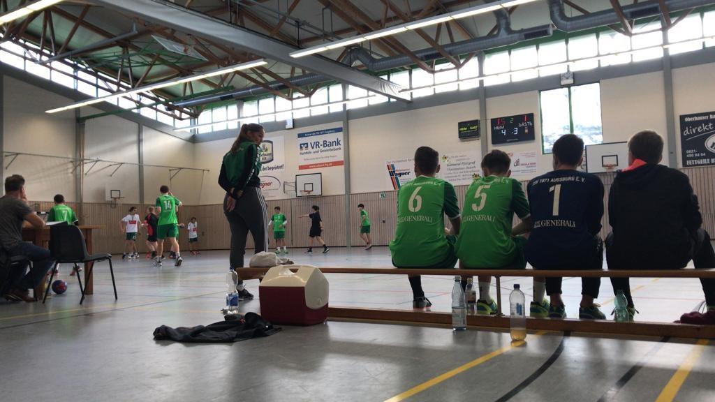 männliche B-Jugend TSV 1871 Augsburg - TV Immenstadt_1