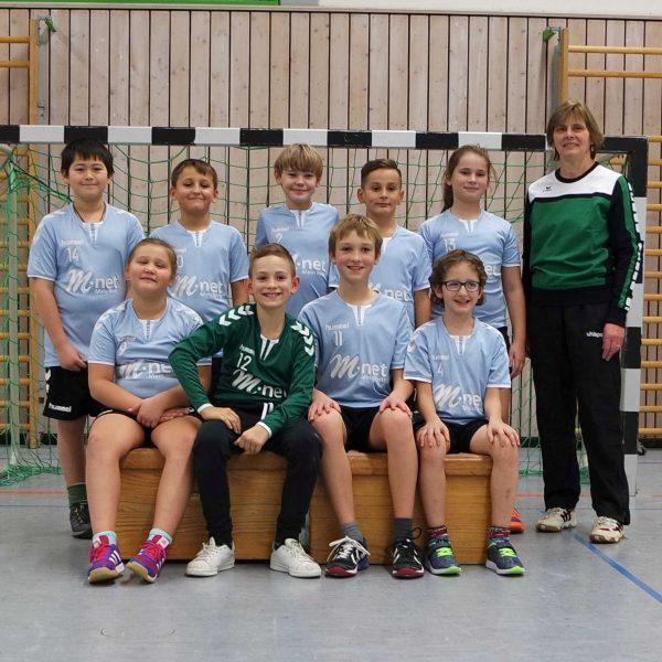 TSV 1871 Augsburg gemischte E-Jugend Saison 2018/2019_Vorschau