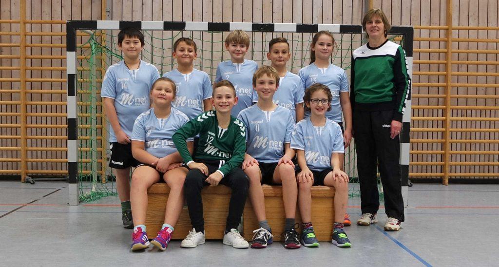 TSV 1871 Augsburg gemischte E-Jugend Saison 2018/2019