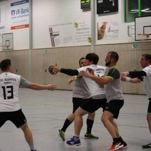 TSV 1871 Augsburg Herren II - TSV Bobingen