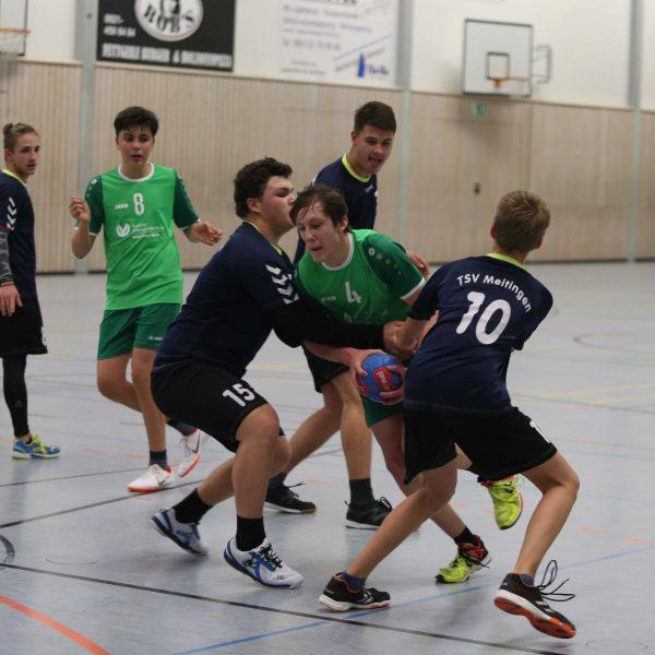 TSV 1871 Augsburg männl. B-Jugend - TSV Meitingen_5