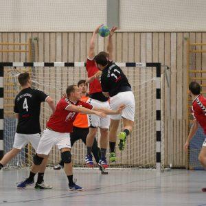 TSV 1871 Augsburg Herren I - SV Mering